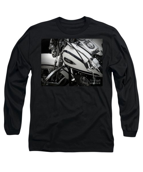 1 - Harley Davidson Series  Long Sleeve T-Shirt by Lainie Wrightson
