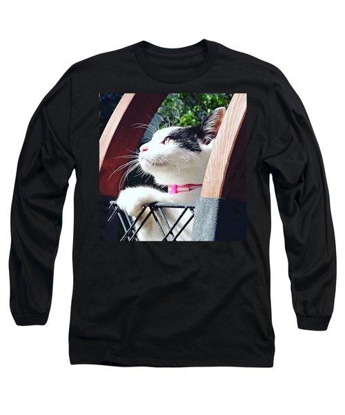 Koneko Means A Kitten Long Sleeve T-Shirt