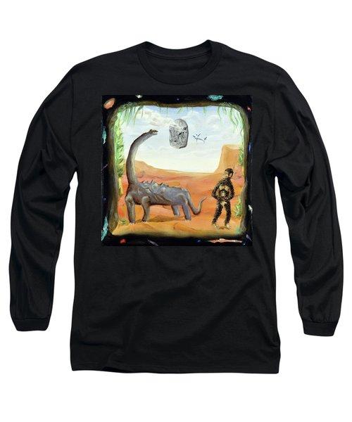 Abiogenesis Long Sleeve T-Shirt