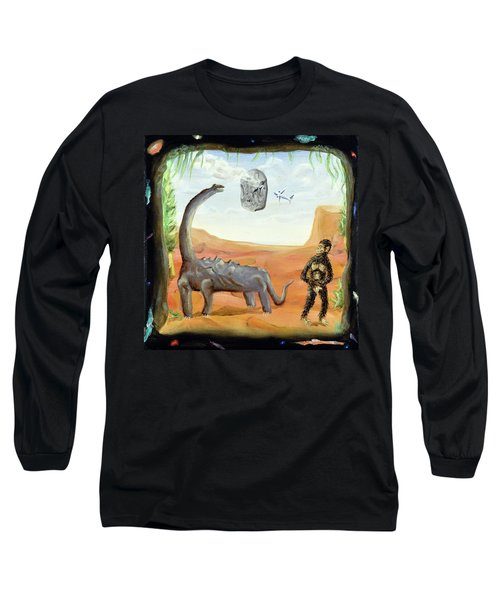 Abiogenesis Long Sleeve T-Shirt