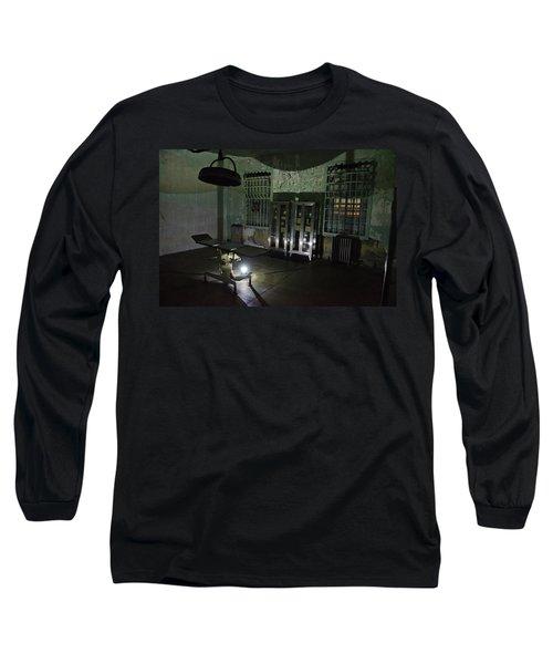 Alcatraz Federal Penitentiary Long Sleeve T-Shirt