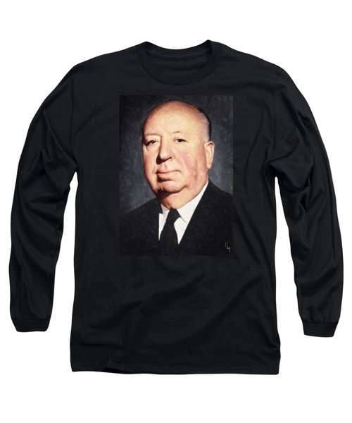Alfred Hitchcock Long Sleeve T-Shirt