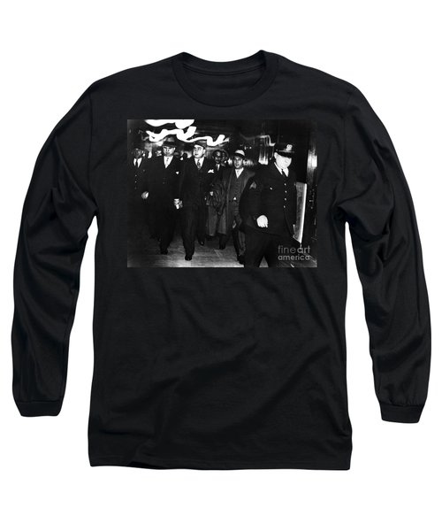 Alphonse Capone (1899-1947) Long Sleeve T-Shirt
