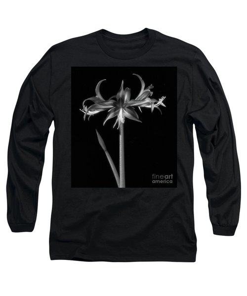 Amaryllis 'quito' Long Sleeve T-Shirt
