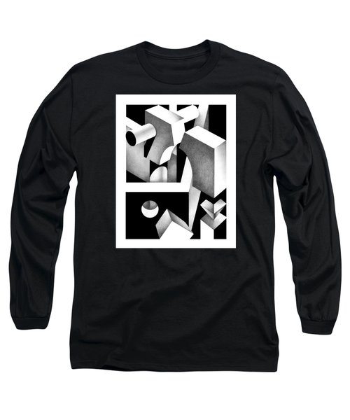 Archtectonic 8 Long Sleeve T-Shirt