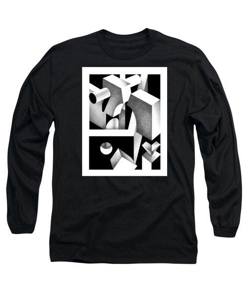 Archtectonic 8 Long Sleeve T-Shirt