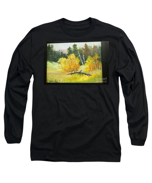Aspens En Plein Air Long Sleeve T-Shirt