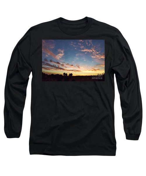 Beauty Is A Cherished Gift From God Long Sleeve T-Shirt by Sharon Soberon