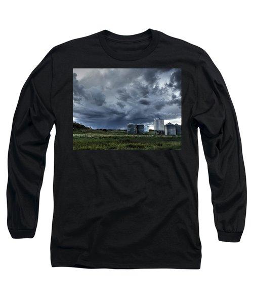 Bins Long Sleeve T-Shirt