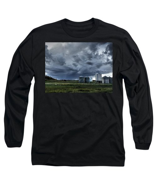 Bins Long Sleeve T-Shirt