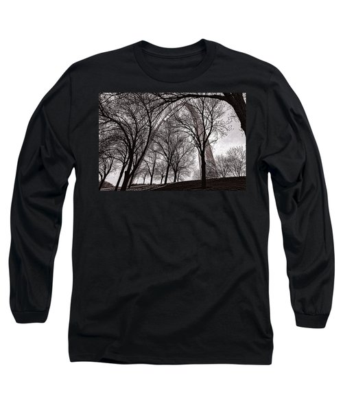 Blending In Long Sleeve T-Shirt