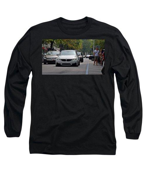 Bmw M3 Long Sleeve T-Shirt