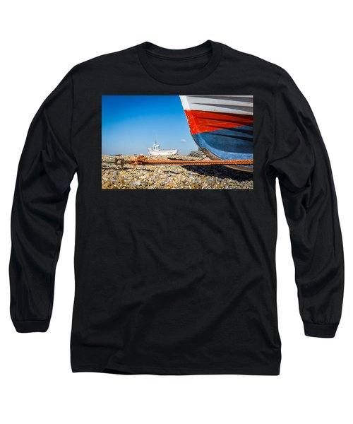 Boats Long Sleeve T-Shirt