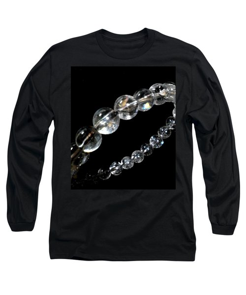 Brightness Of The Space  Long Sleeve T-Shirt