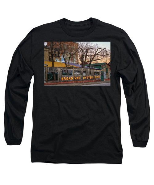Broadway Oyster Bar Long Sleeve T-Shirt