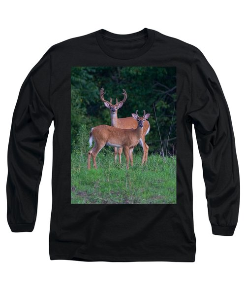 Buck Father And Son Long Sleeve T-Shirt