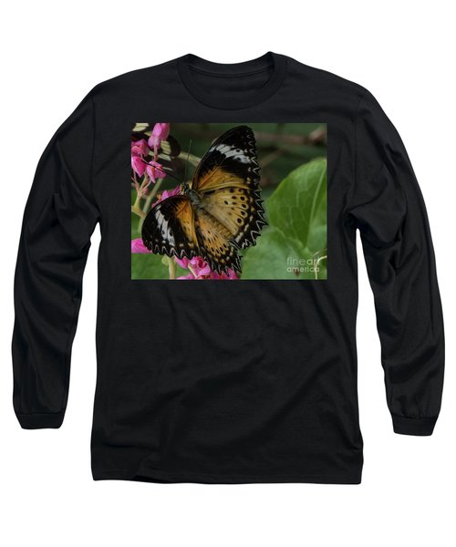 Butterfly 6 Long Sleeve T-Shirt