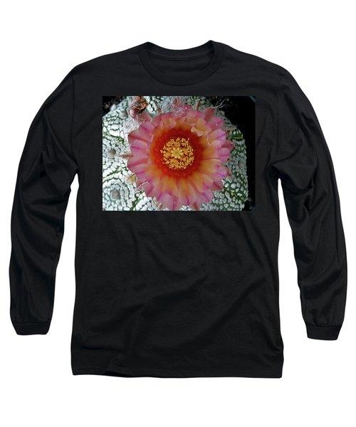 Cactus Flower 5 Long Sleeve T-Shirt