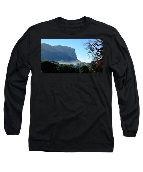 Cap Canaille Cassis Long Sleeve T-Shirt
