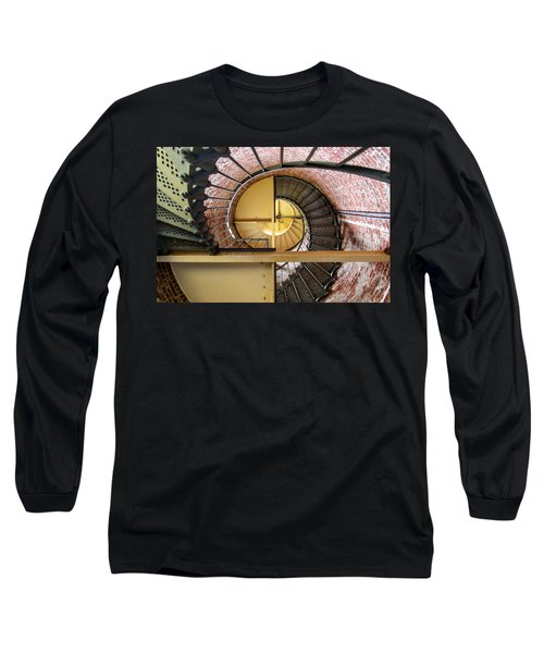 Cape Blanco Lighthouse Long Sleeve T-Shirt