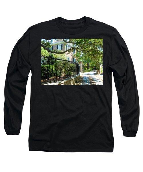 Charming Charleston Long Sleeve T-Shirt