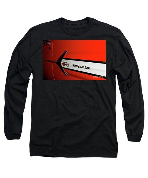 Chevy Impala Long Sleeve T-Shirt