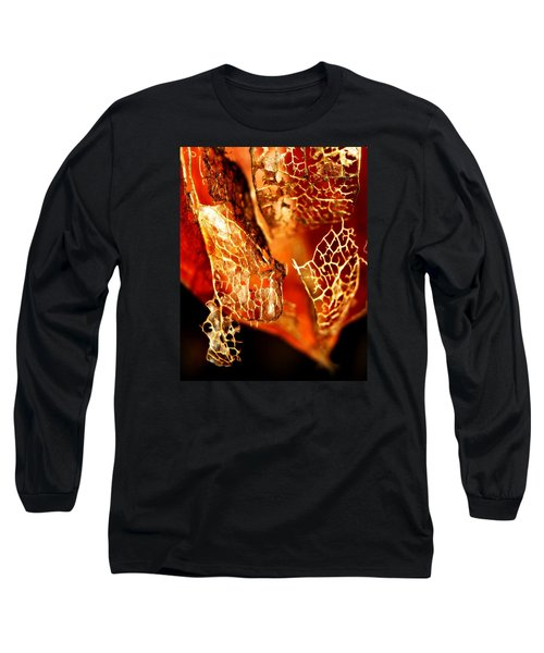 Chinese Lantern Long Sleeve T-Shirt