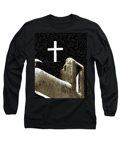 Christmas In Taos Long Sleeve T-Shirt