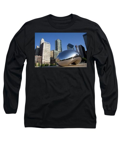 Cloudgate Reflects Long Sleeve T-Shirt