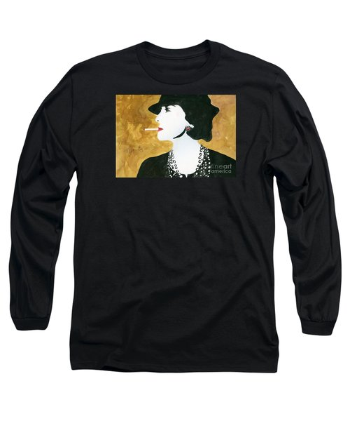 Coco Long Sleeve T-Shirt by P J Lewis