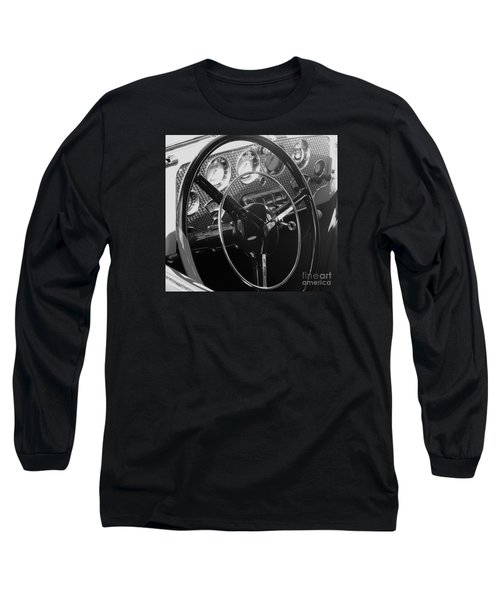 Cord Phaeton Dashboard Long Sleeve T-Shirt