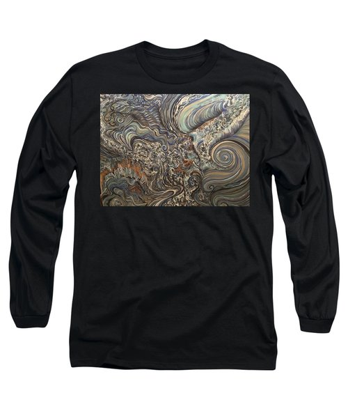 Crash Long Sleeve T-Shirt