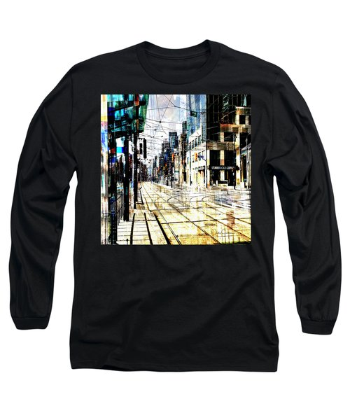 Crossing Spadina Long Sleeve T-Shirt
