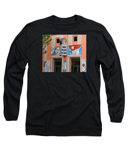 Cubacho Lounge Long Sleeve T-Shirt