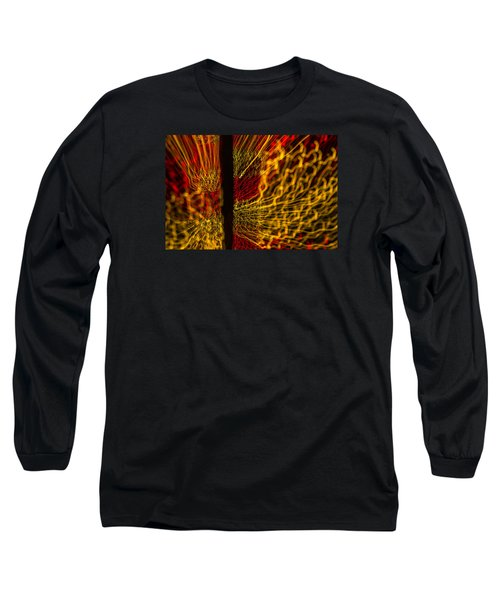 Dancing Lights 5  Long Sleeve T-Shirt