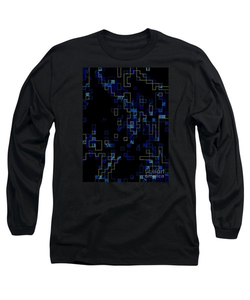 Depth Long Sleeve T-Shirt by Kristine Nora