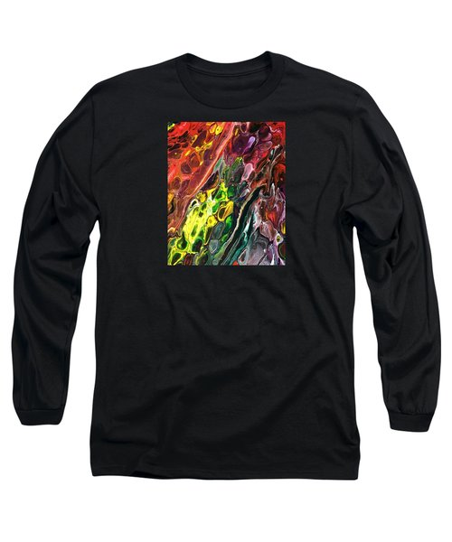 Detail Of Auto Body Paint Technician 2 Long Sleeve T-Shirt