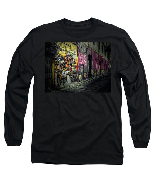 Long Sleeve T-Shirt featuring the photograph Dreamscape by Wayne Sherriff