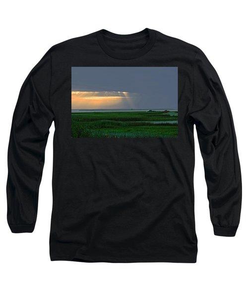 Dusk Fishing Long Sleeve T-Shirt