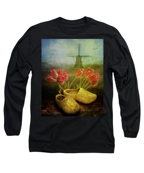 Dutch Heritage Long Sleeve T-Shirt