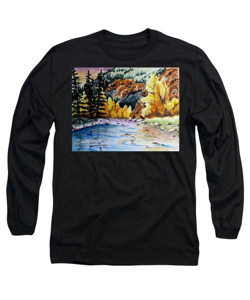East Clear Creek Long Sleeve T-Shirt