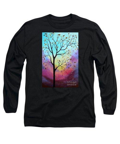 Enchanted Aura Long Sleeve T-Shirt