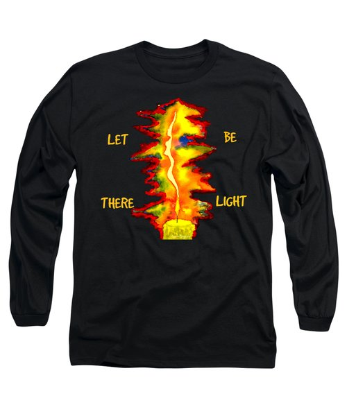 Feminine Light - Apparel Design Long Sleeve T-Shirt