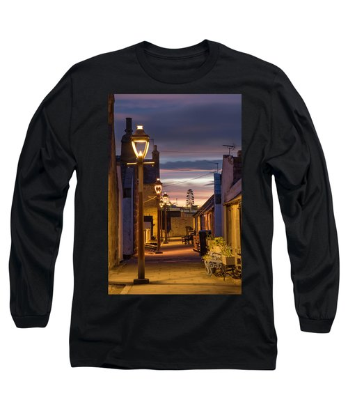 Fittie At Night Long Sleeve T-Shirt