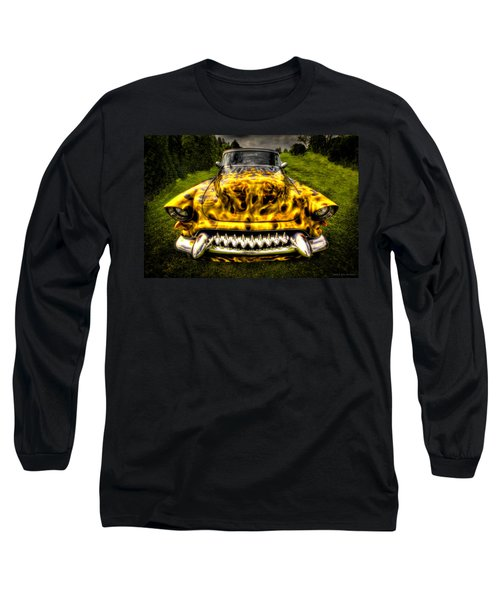 Flames One Long Sleeve T-Shirt