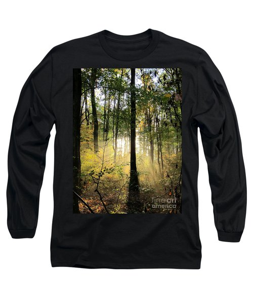 Forest Light  Long Sleeve T-Shirt