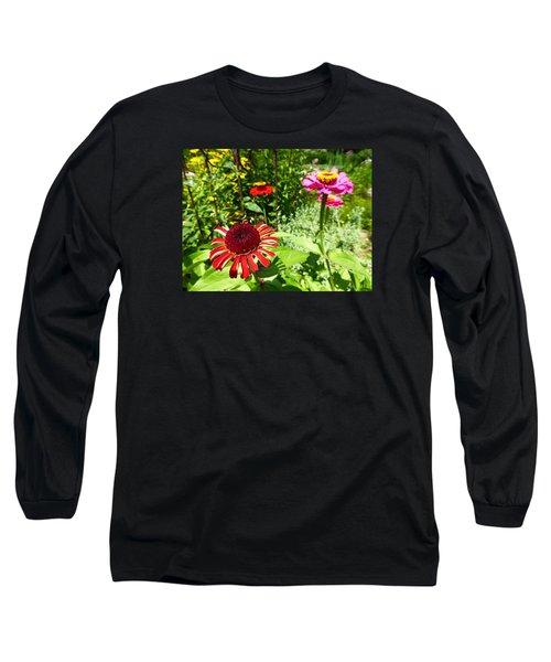 Four Beauties Long Sleeve T-Shirt