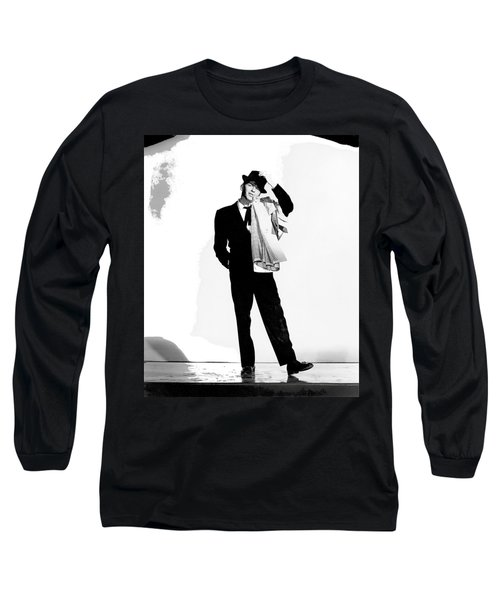 Frank Sinatra Pal Joey Set 1 1957-2015 Long Sleeve T-Shirt