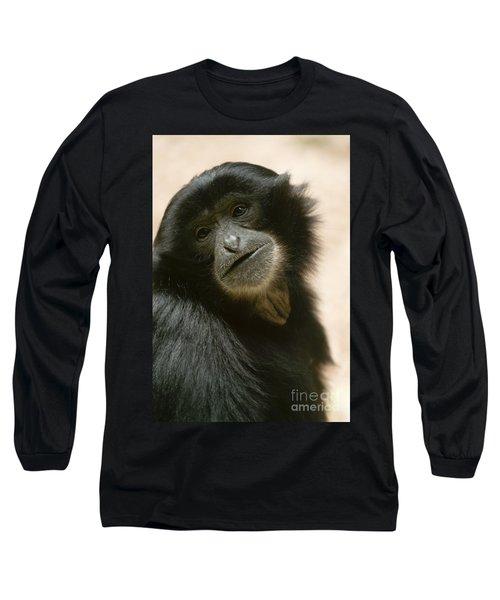 Funky Gibbon Long Sleeve T-Shirt