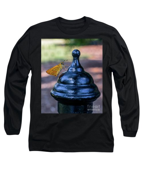 Golden Moth Long Sleeve T-Shirt